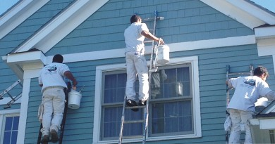 Facade maling af dit hus