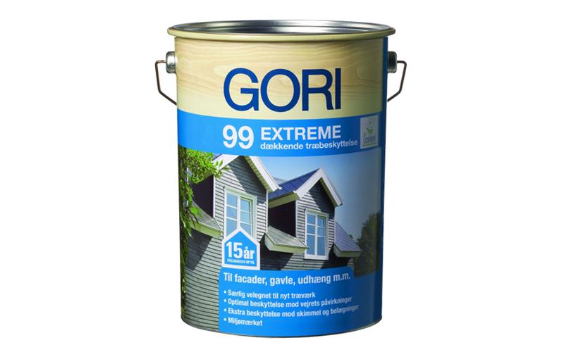 Gori 99 Extreme - Maling-Guiden.dk