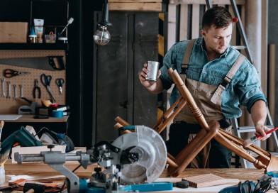 Giv møbler nyt liv med maling