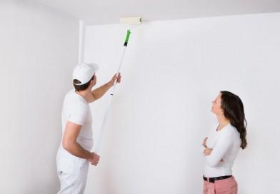 Loftmaling – Hvorfor ikke bare bruge en vægmaling ?